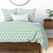Avocado Fruit Yoga Funny Kids Sweet Sateen Duvet Cover By Roostery