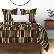 Books Library Book Worm Covers Novels Book Nerd Sateen Duvet Cover By Roostery
