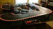 1/24 Track 1/32 Cars Amazing Layout Kelly Built It I Want My Sewing Room Back