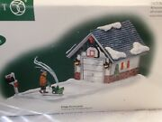Dept. 56 - Clearing The Driveway Again - Animated - Snow Village - Rare