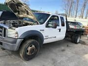 Rear Axle Chassis Cab Drw 11.25 Ring Gear Fits 06-07 Ford F350sd Pickup 1050893