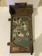 Vintage Championship Old Century Golf Pinball Style Table Top Golf Game