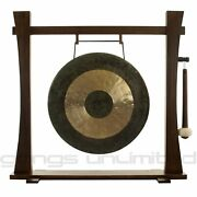 20 To 22 Gongs On The Spirit Guide Gong Stand