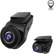 Vantrue S1 4k Dash Cam, Dual 1080p Front And Rear Car Camera With Built In...