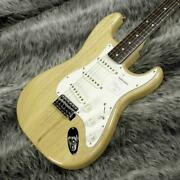 Fender Made In Japan Heritage 70s Stratocaster Natural/rw Domestic High-end