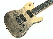 Used Bacchus T7-custom/e-mf18 Ccg-grd Limited Production Model Strings Of