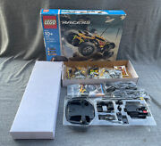 Lego Racers 8376 Hot Flame Set New
