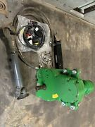 John Deere Front Pto Front Linkage Tractor Pto
