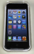 New Sealed Apple Ipod Touch 5th Generation 64gb Black Md724ll/a A1421 Ios 6
