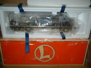 Lionel 38150/29086  Platimum Ghost Clear Shell F-3s And Madison Passenger Cars
