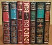 F Scott Fitzgerald Complete Set Easton Press New All Sealed Except One Title