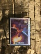 Marvel Masterpieces 1994 - Holofoil - Iron Man- 5 Of 10 - Rare Mint Chase Card