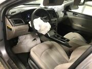 Console Front Floor Us Built Without Rear Vent Fits 15-17 Sonata 1146628