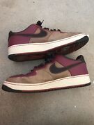 Nike Air Force 1 Low The Dome Baltimore Size 14 2007 Mob Town Rare Af One '07