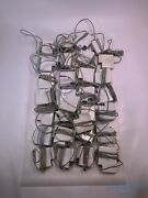 Lot Of 30x Apple 85w Magsafe 1 Frayed Chargers Mc556ll/b + Sold As Is Untested
