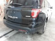 Trunk/hatch/tailgate Base With Police Package Fits 16-19 Explorer 1197187