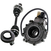 Complete Rear Differential Cv Axle For Yamaha Grizzly 660 Yfm660fa 4wd 2005-2006