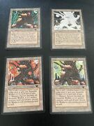 Magic The Gathering Collection Unlimited And Antiquities