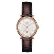 Brand New Tissot Womenand039s Carson Premium Automatic Lady Watch T1222073603100