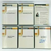 Laura Chappell Master Library 5 Dvd Cd Set Packet-level Analysis And Security 2005