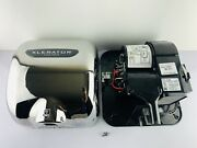 Excel Dryer Xlerator Xl-cv Automatic Hand Dryer Chrome Plated As-is Read Below