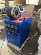 Ex Demo Swaging Machine For Hydraulic Hoses Andndash Up To 2.5andrdquo For All Types Of Hose