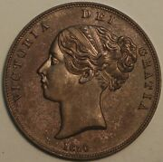 Great Britain 1860 Penny  2043
