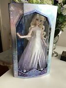 Elsa The Snow Queen Disney Frozen Ii 2 Doll Limited Edition 1/8500 Sold Out 17