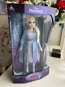 Elsa Disney Frozen Ii 2 Doll Limited Edition Sold Out 17