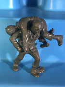 Marx Early 60mm Gi - Wounded Gi Being Carried - Vintage - Excellent++