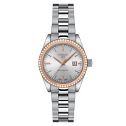Brand New Tissot Womenand039s T-my Lady Automatic 18k Gold Watch T9300074103100