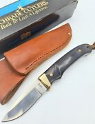 Vintage / Rare Schrade Heritage Old Timer Made In Usa Hp2 Fixed Blade Knife