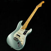 New Fender Usa American Professional Ii Stratocaster Hss Maple Mystic Surf Green