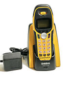 Uniden Wx1477 5.8 Ghz Submersible Cordless Base With Phone Needs Battery