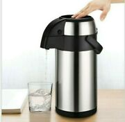 Usa 1.9l Vacuum Insulated Thermos Water Bottle Stainless Steel Double Wall New
