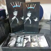 Elvis Presley The Complete 50's Masters 5 Cassettes ---e34