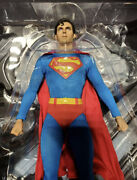 Hot Toys Superman The Movie Christopher Reeve 1/6 Sideshow Exclusive Edition Dc