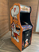 New Burgertime Arcade Machine Upgraded To Play 412 Games