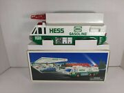 Vintage 1996 Hess Gasoline Emergency Truck Battery Operated