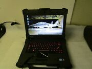 Dell Xfr E6420 Rugged Military 2.8ghz I7-2640m 512gb Ssd 8gb Touchscreen Webcam