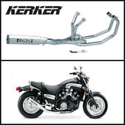 Pot Dand039andeacutechappement Complet 4 2 1 And039and039sandeacuterie K And039and039 [kerker] - Yamaha V 1200