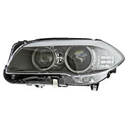 Bm2502173 Driver Side Hid Headlight Lens And Housing