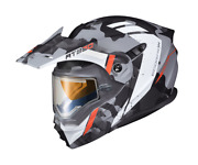 Scorpion Exo Exo-at950 Cold Weather Helmet Outrigger Elec