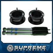 3.5 Front Lift With Bilstein B8 5100 Shocks For 94-02 Dodge Ram 2500 3500 4wd