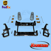 Suspension Lift Kit Rancho For 2012 Ram 1500 St 4wd