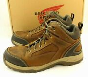 New Red Wing 6692 Size 10.5 D Aluminum Toe Eh 6 Menandrsquos Work Boots Retail 179