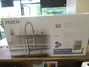 Glacierbay Mandouri Singlehandle Spring Pull Down Kitchen Faucet With Turbospray