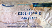 Nos Ford 1965-1967 Mustang Shelby 271hp Hipo Hi-po Cam Camshaft K-code
