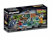 Playmobil Playmobil 70634 Back To The Future Part 2 Hoverboard Chase