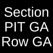 4 Tickets Chris Stapleton Sheryl Crow And Mike Campbell And The Dirty 6/23/22